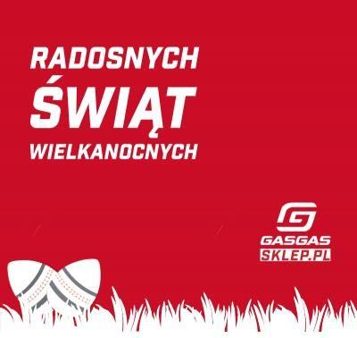 Przerwa wielkanocna w GASGAS-SKLEP Wojciechowicz