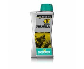 Olej Motorex Formula 4T 15W-50 1L