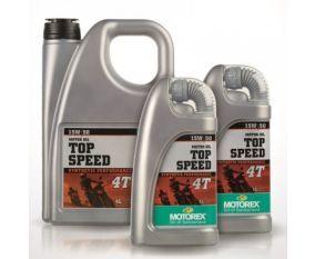 Olej Motorex Top Speed 4T 15W-50 4L