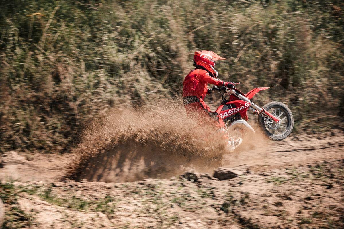 Motocykl GASGAS MC 65 2021