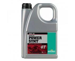 Olej Motorex Power Synt 4T 10W-60 4L