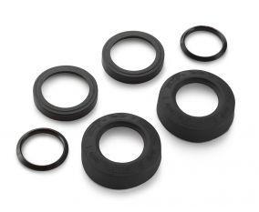 Factory wheel bearing protection cap set
