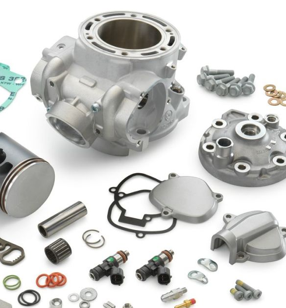 oem spare parts kits background