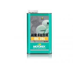 Olej do filtrów Motorex Air Filter Oil 206 1L