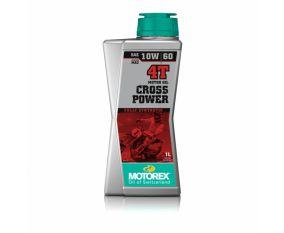 Olej MOTOREX CROSS POWER 4T 10W-60 1L