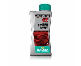 Olej Motorex Power Synt 4T 10W-50 1L