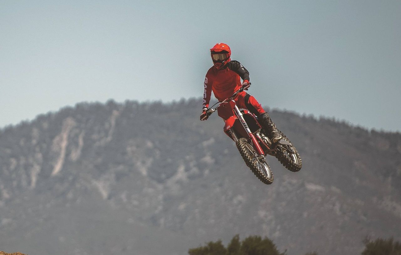 Motocykl GASGAS MC 250 F 2022