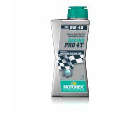 Olej Motorex RACING PRO 4T 0W-40 1L