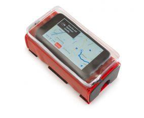 Smartphone handlebar pad