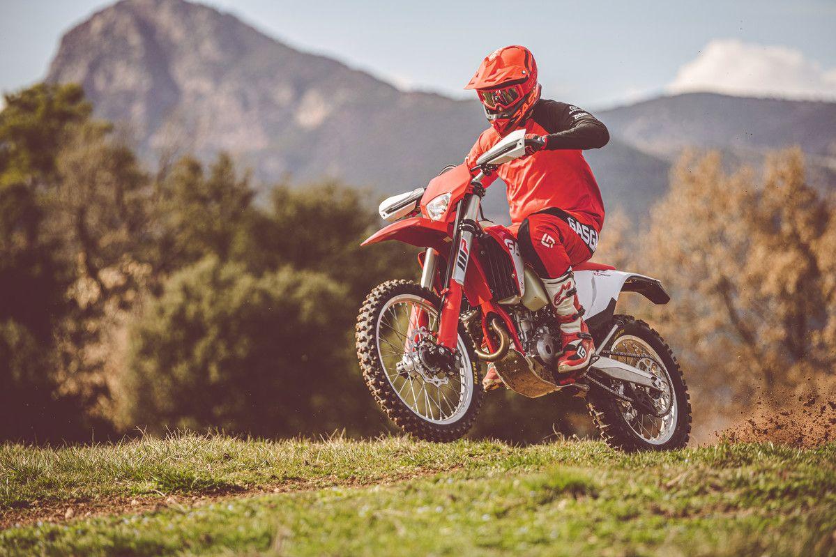 Motocykl enduro GASGAS EC250F 2022