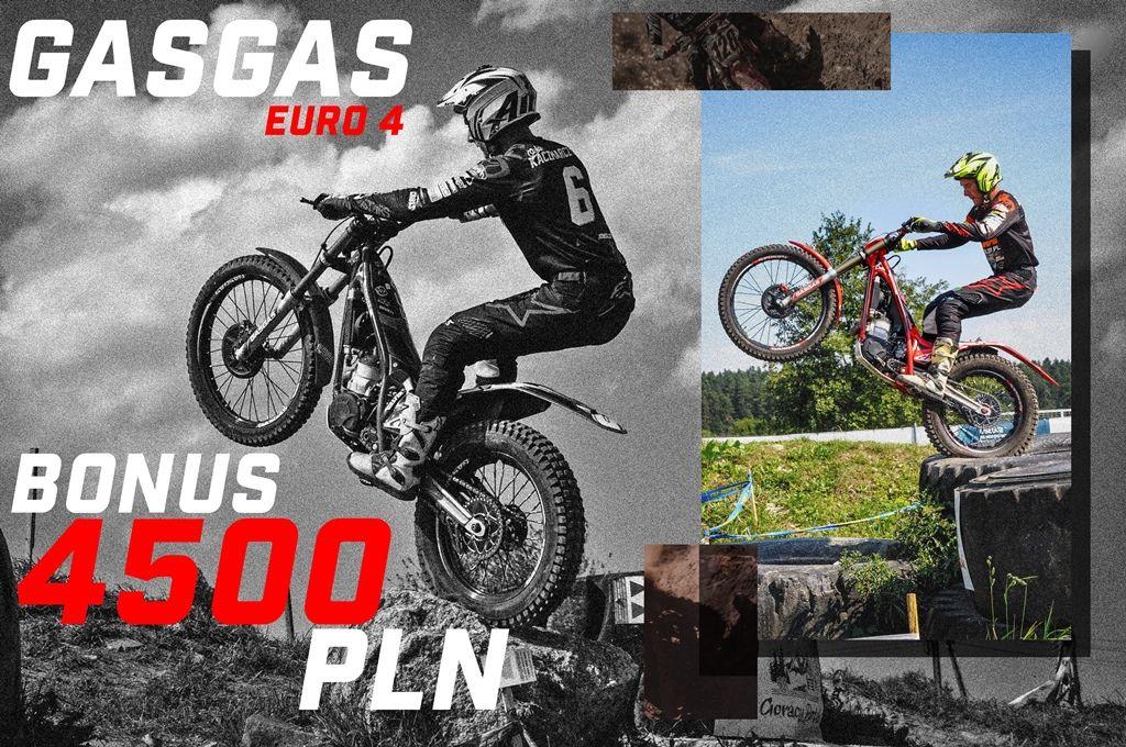 Motocykle GASGAS TXT RACING i TXT GP 2020/2021 EURO4 z bonusem 4500 PLN