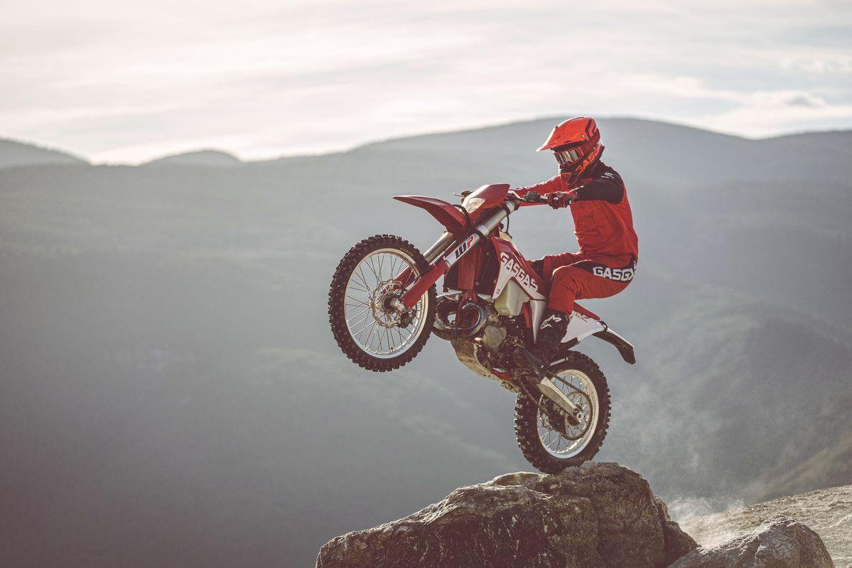Motocykl enduro GASGAS EC250 2022