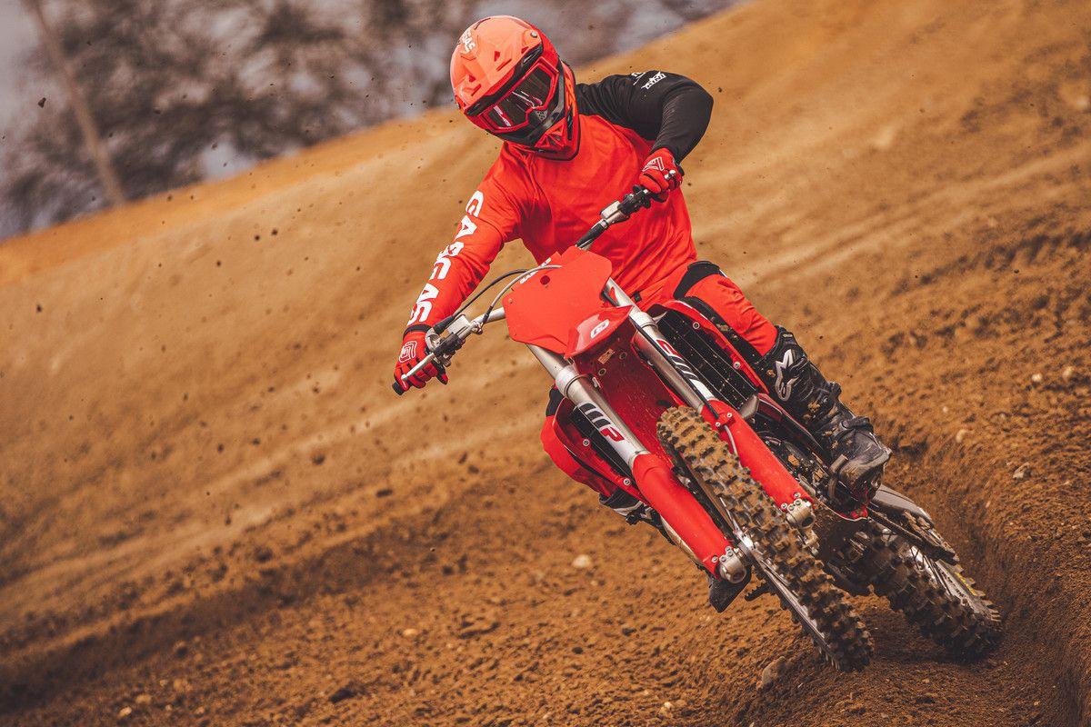 Motocykl GASGAS MC 125 2022