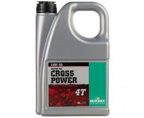 Olej Motorex Cross Power 4T 10W-50 4L