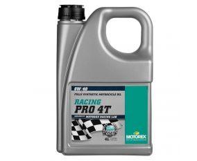 Olej Motorex RACING PRO 4T 0W-40 4L