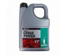 Olej Motorex Cross Power 4T 10W-60 4L